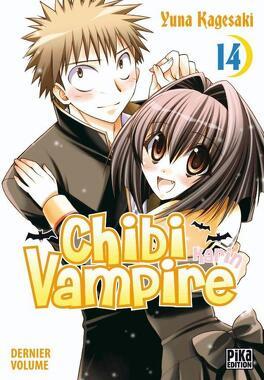Couverture du livre : Karin, Chibi Vampire, Tome 14