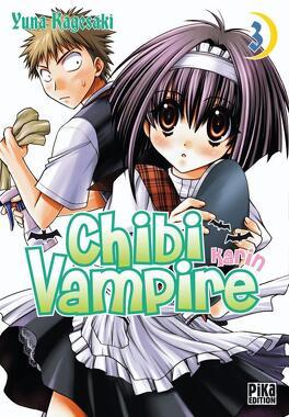 Couverture du livre : Karin, Chibi Vampire, Tome 3