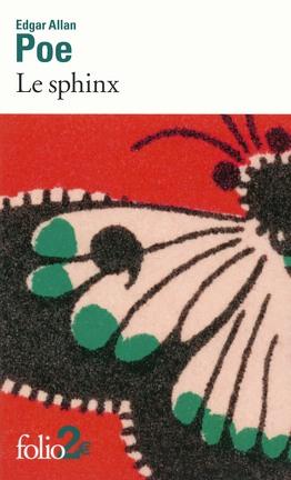 Couverture du livre : Le Sphinx