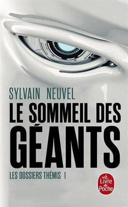 Couverture du livre :   Les Dossiers Thémis, tome 1 : Le Sommeil des géants