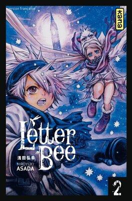 Couverture du livre : Letter Bee, Tome 2