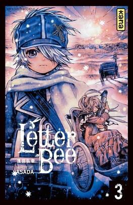Couverture du livre : Letter Bee, Tome 3