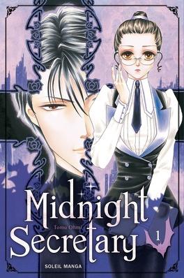 Couverture du livre : Midnight Secretary, Tome 1