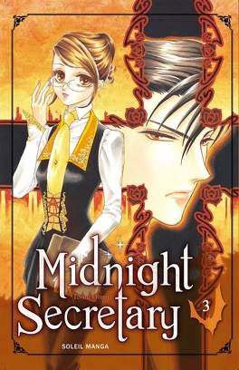 Couverture du livre : Midnight Secretary, Tome 3