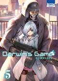 Darwin's Game, Tome 5