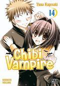 Karin, Chibi Vampire, Tome 14