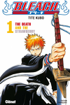 couverture Bleach, Tome 1 : The Death and the Strawberry