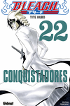 couverture Bleach, Tome 22 : Conquistadores