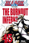 couverture Bleach, Tome 45 : The Burnout Inferno