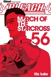 couverture Bleach, Tome 56 : March of the Starcross