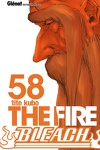 couverture Bleach, Tome 58 : The Fire