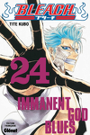 couverture Bleach, Tome 24 : Immanent God Blues