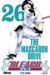couverture Bleach, Tome 26 : The Mascaron Drive