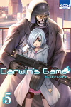 couverture Darwin's Game, Tome 5