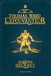 couverture L'Épouvanteur, Tome 14 : Thomas Ward l'épouvanteur