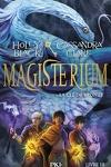 couverture Magisterium, Tome 3 : La Clé de bronze