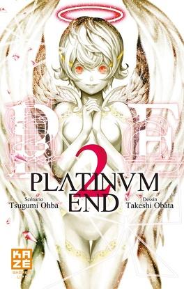 Couverture du livre : Platinum End, Tome 2