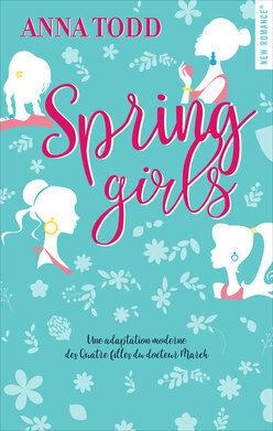 Couverture du livre : Spring Girls
