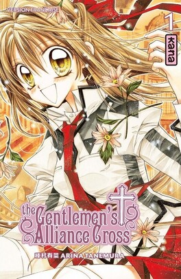 Couverture du livre : The Gentlemen's Alliance Cross, tome 1