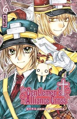 Couverture du livre : The Gentlemen's Alliance Cross, tome 6