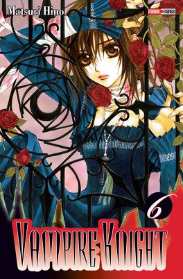 Couverture du livre : Vampire Knight, Tome 6