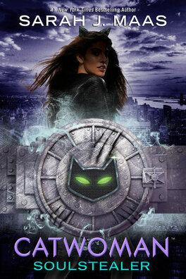 Couverture du livre : Catwoman : Soulstealer