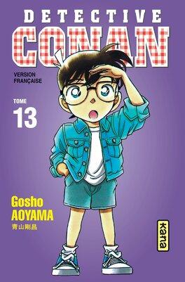 Couverture du livre : Détective Conan, tome 13