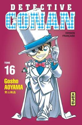Couverture du livre : Détective Conan, tome 16