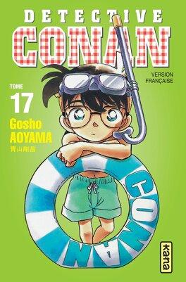 Couverture du livre : Détective Conan, tome 17