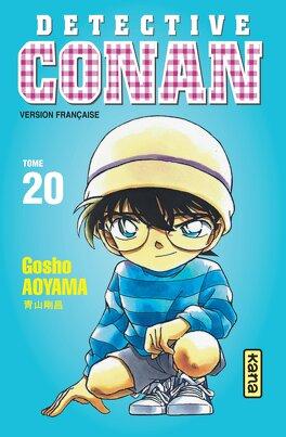 Couverture du livre : Détective Conan, tome 20
