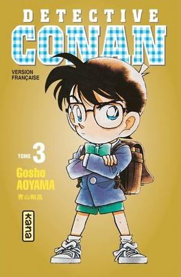 Couverture du livre : Détective Conan, tome 3