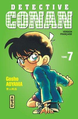 Couverture du livre : Détective Conan, tome 7