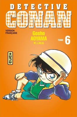 Couverture du livre : Détective Conan, tome 6
