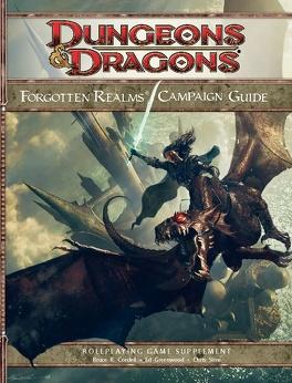 Couverture du livre : Dungeons & Dragons: Encyclopédie Des Royaumes Oubliés 4ième Éd.