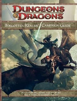 Couverture de Dungeons & Dragons: Encyclopédie Des Royaumes Oubliés 4ième Éd.