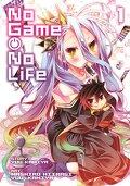 No Game No Life, tome 1 (manga)