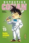couverture Détective Conan, tome 15