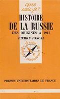 Histoire de la Russie : des origines à 1917