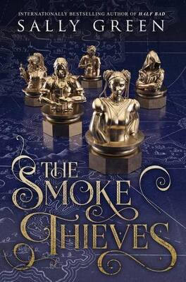 Couverture du livre : The Smoke Thieves