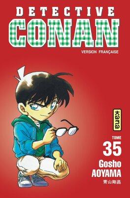Couverture du livre : Détective Conan, tome 35