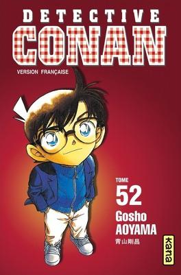 Couverture du livre : Détective Conan, tome 52