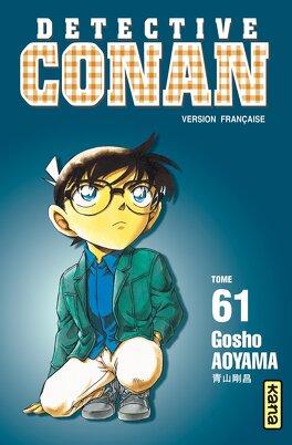Couverture du livre : Détective Conan, tome 61