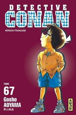 Couverture du livre : Détective Conan, tome 67