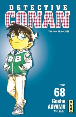 Couverture du livre : Détective Conan, tome 68