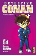 Détective Conan, tome 54