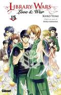 Library Wars : Love & War, Tome 15