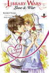 couverture Library Wars : Love & War, Tome 8
