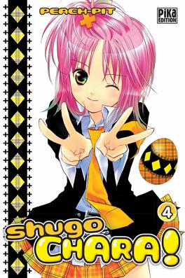 Couverture du livre : Shugo Chara ! Tome 4