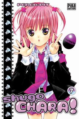 Couverture du livre : Shugo Chara ! Tome 7