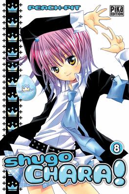 Couverture du livre : Shugo Chara ! Tome 8